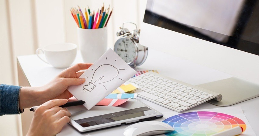 Интернет-профессии в сфере дизайна и рисования