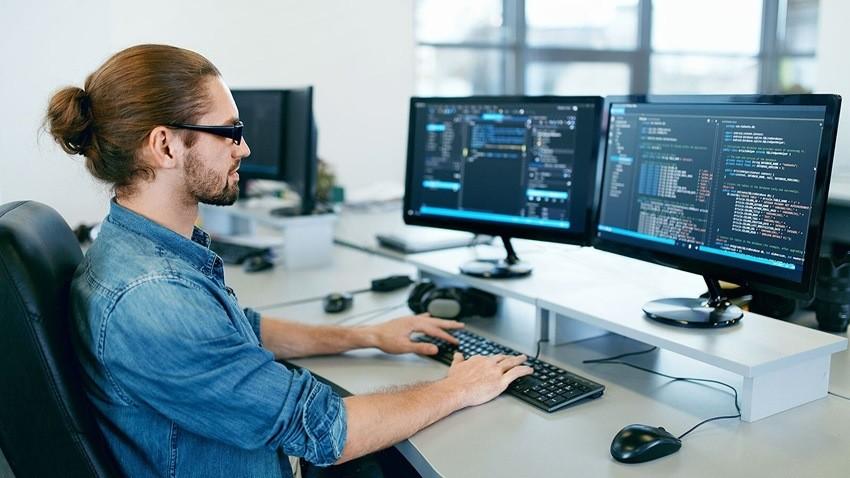 Интернет-профессии в IT-сфере