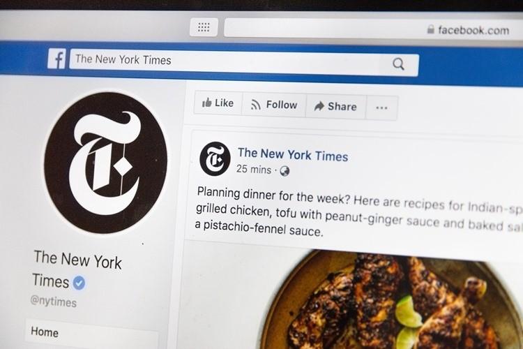 Анализ конкурентов в Facebook