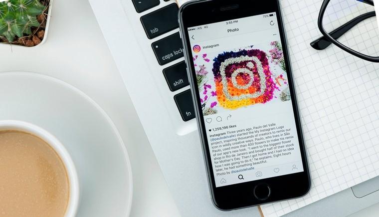 Задачи фотографий в Инстаграм