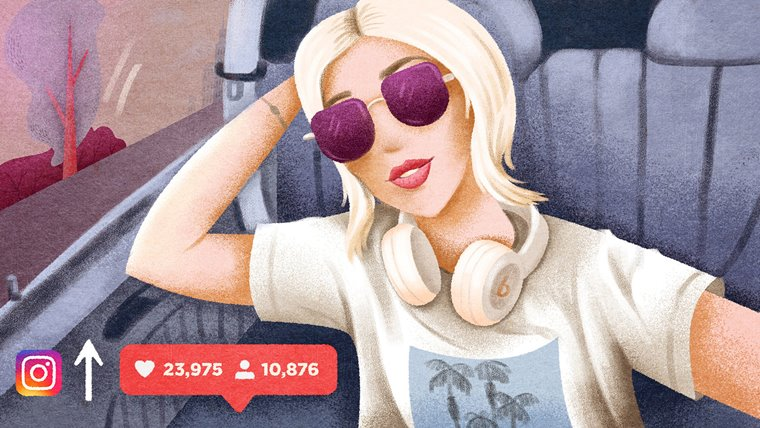 Реклама, которая подойдет для работы с блогерами в Инстаграм
