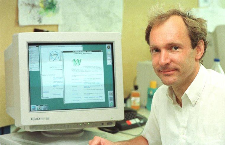 1989 год. Всемирная паутина (WWW)