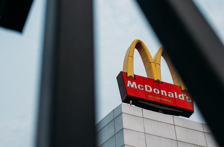 Видеоконтент от McDonald's