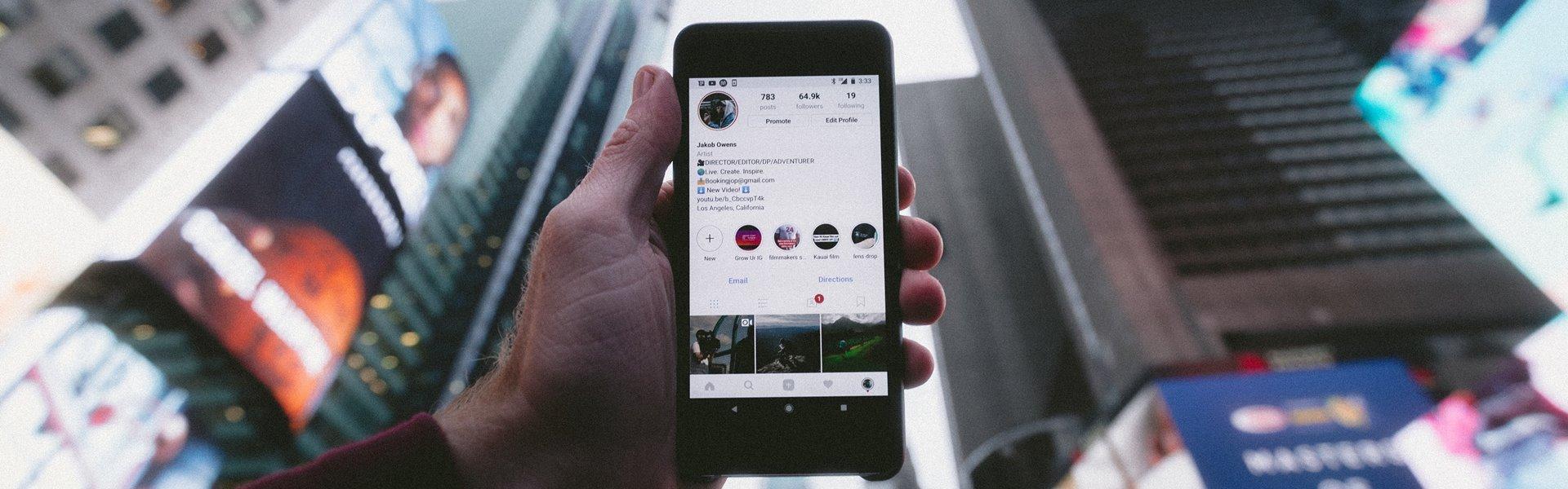 Как работать с блогерами в Инстаграм