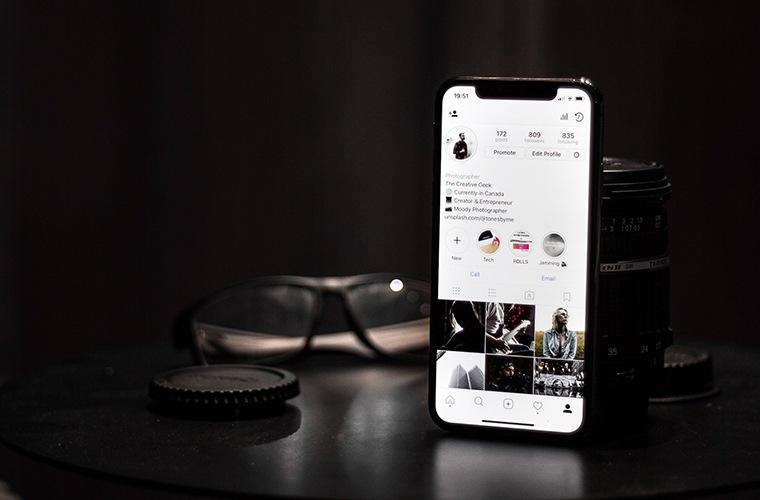 Маркетинг влияния в Instagram