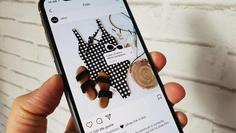 Задачи Shopping Tags в Инстаграме