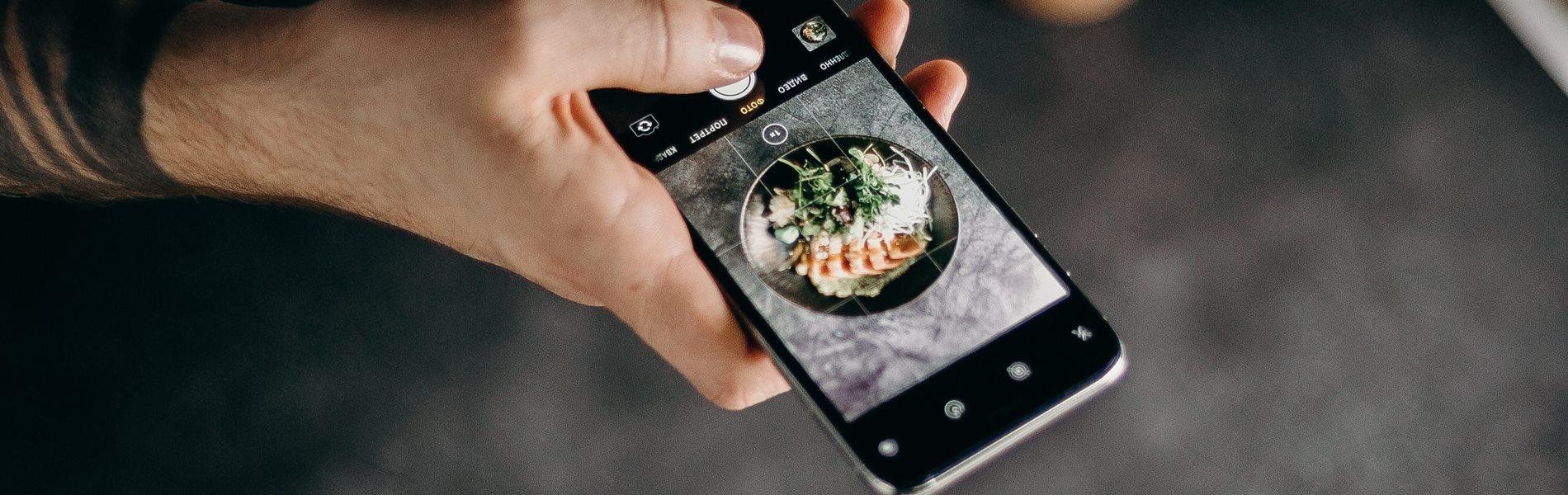 Продвижение ресторана в Инстаграм