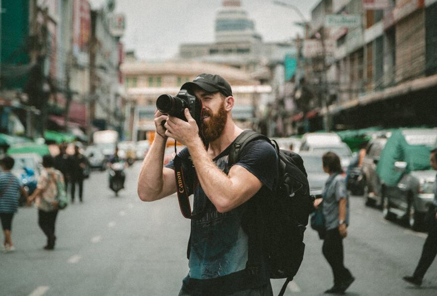 Подготовка к продвижению фотографа в Инстаграме