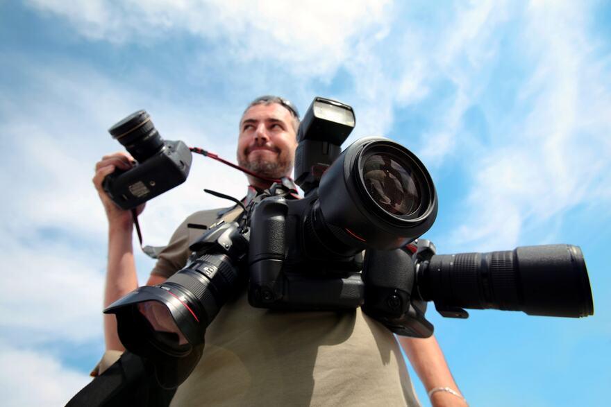 7 типов фотографов по отношению к своему делу