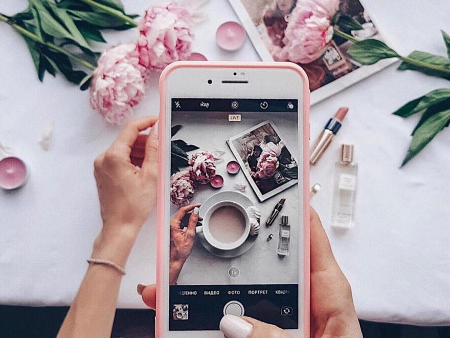 Первые шаги оформления Инстаграм фотографа