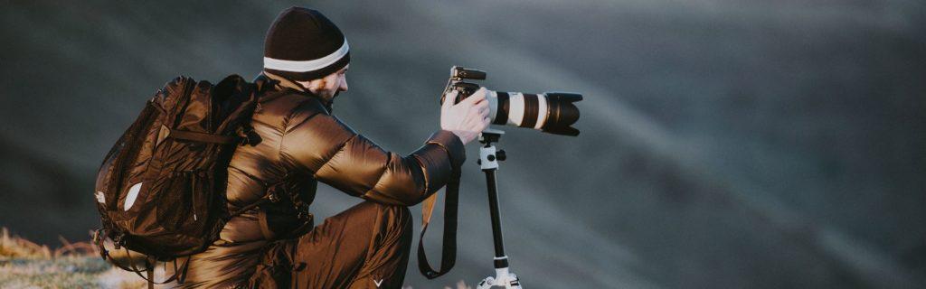 Где учиться на фотографа