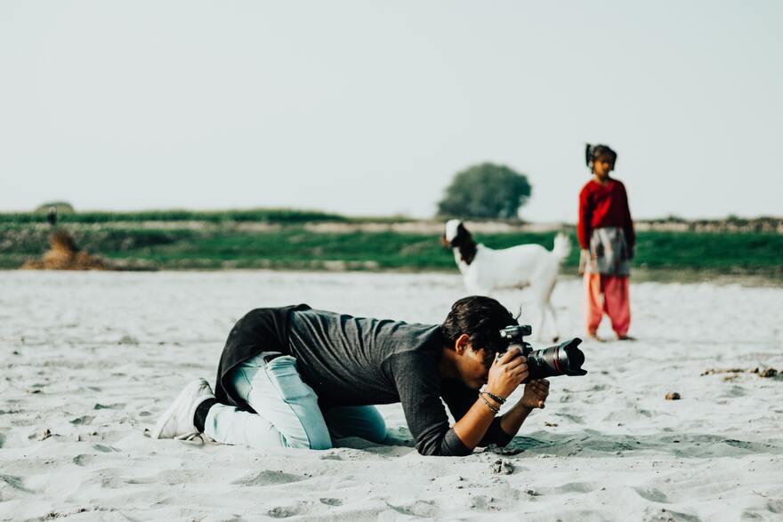 Особенности профессии фотографа