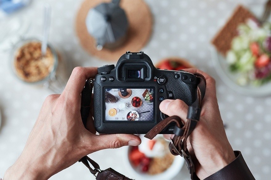 Рекомендации по заполнению профиля фотографу
