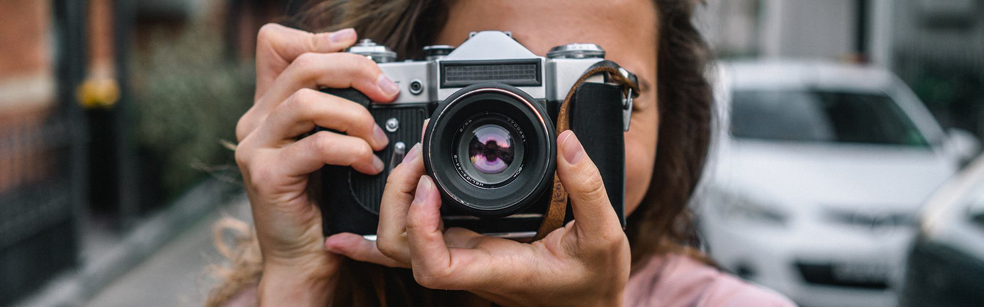 Как стать фотографом с нуля